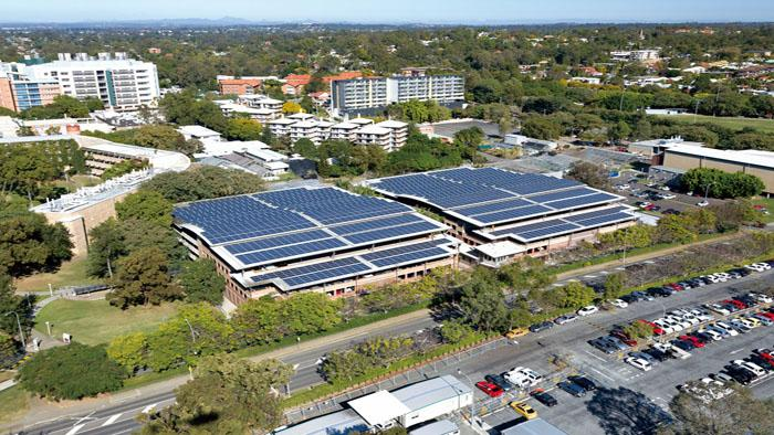 University Of Queensland Trina Solar