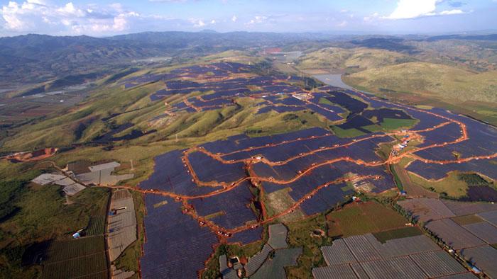 Honghe Jianshui Grid