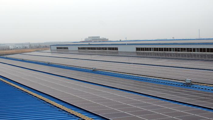 山东荣成一期11.37兆瓦项目