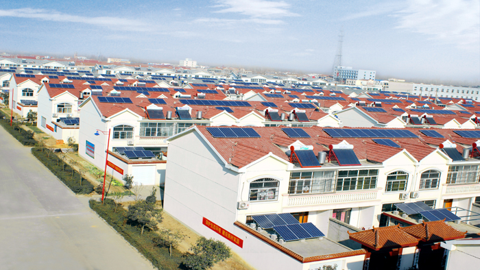 Photovoltaikstadt Lianyungang