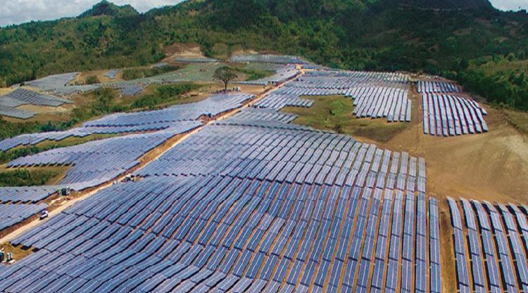 Calatagan Solar Power Plant