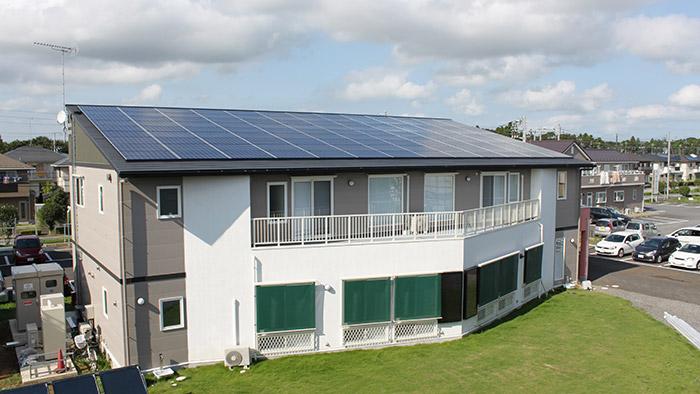 P.V.ソーラーハウス協会 2050年型 協会事務所