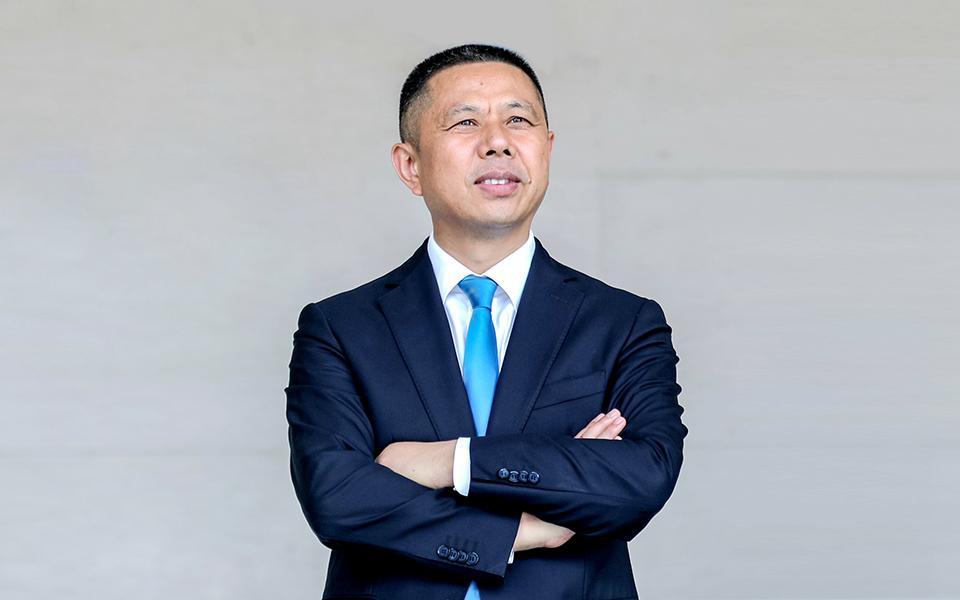 Jifan Gao headshot
